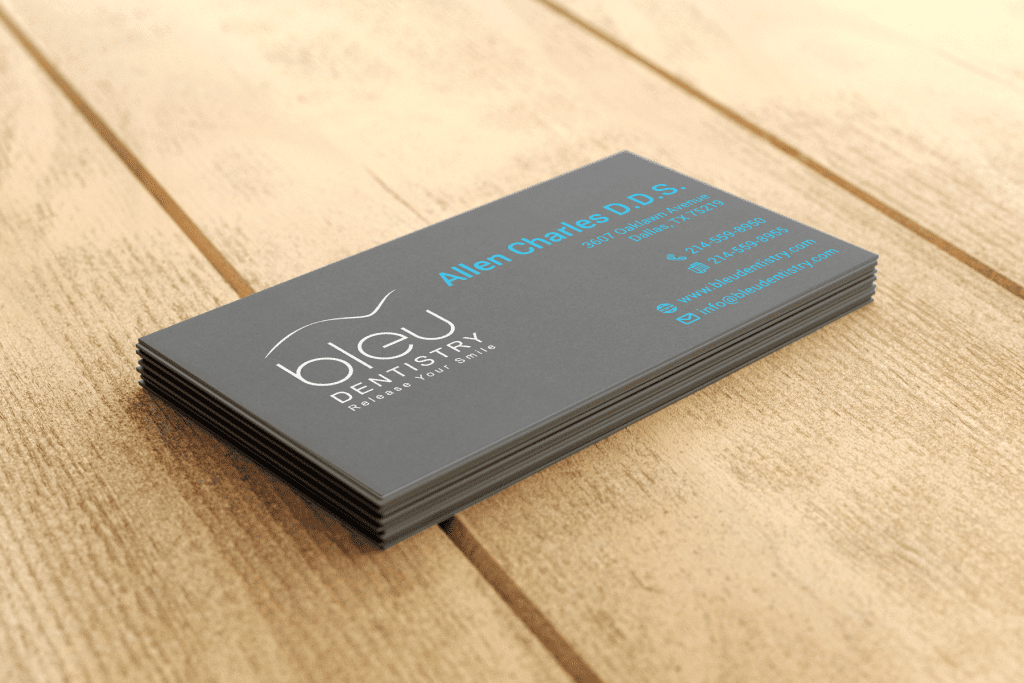 Business Card Dental